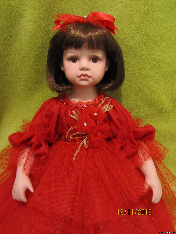 если ваше фарфоровые куклы в красном платье Favorites